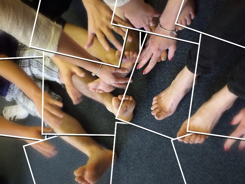 hands and feet jigsaw